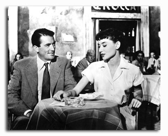 (SS2424617) Cast   Roman Holiday Television Photo