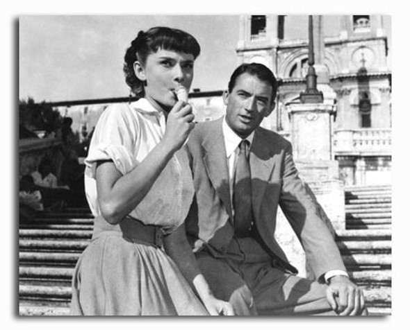 (SS2424643) Cast   Roman Holiday Television Photo