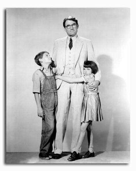 (SS2425189) Cast   To Kill a Mockingbird Movie Photo