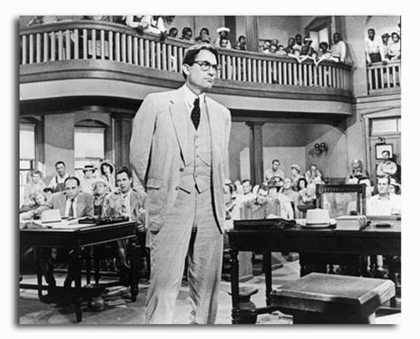 (SS2425202) Gregory Peck  To Kill a Mockingbird Movie Photo