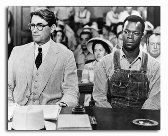 (SS2425228) Cast   To Kill a Mockingbird Movie Photo