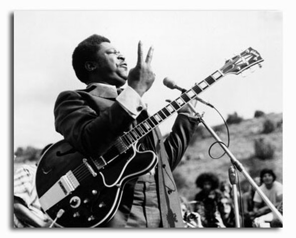 (SS2425358) B.B. King Music Photo
