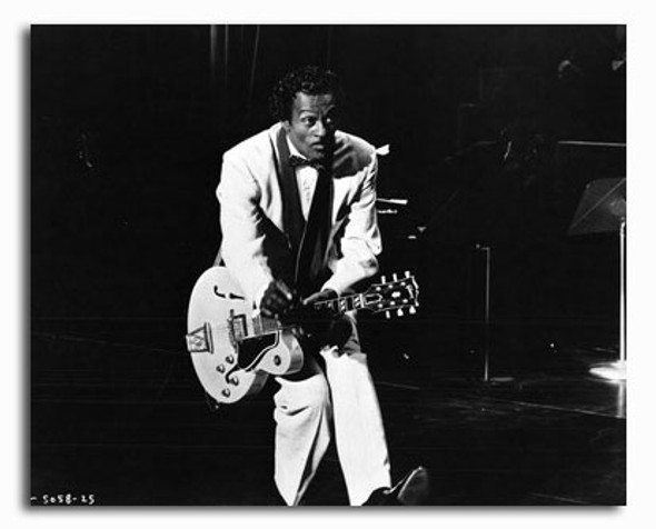 (SS2425371) Chuck Berry Music Photo