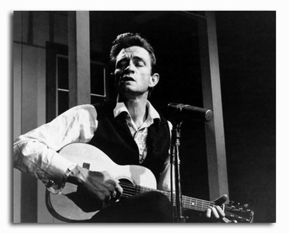 (SS2425462) Johnny Cash Music Photo