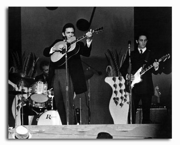(SS2425475) Johnny Cash Music Photo