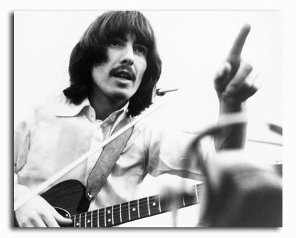 (SS2425774) George Harrison Music Photo
