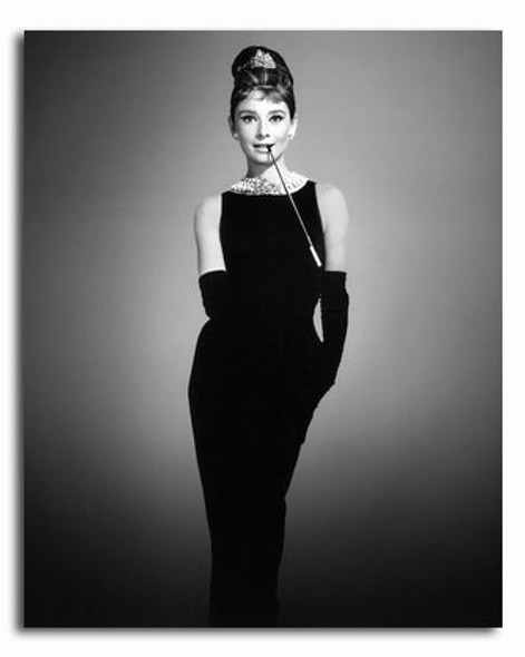 (SS2430519) Audrey Hepburn  Breakfast at Tiffany's Movie Photo