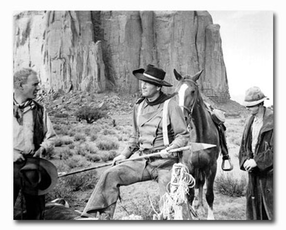 (SS2433925) John Wayne  The Searchers Movie Photo