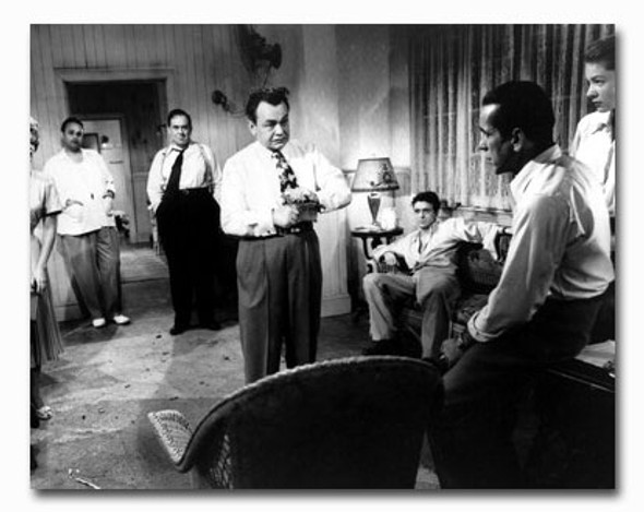 (SS2436720) Cast   Key Largo Movie Photo