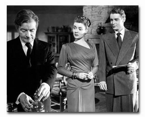(SS2437032) Claude Rains  The Unsuspected Movie Photo