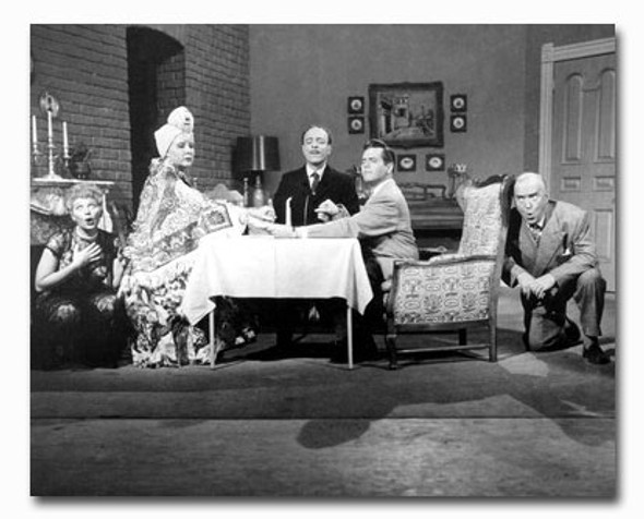 (SS2439710) Cast   I Love Lucy Television Photo