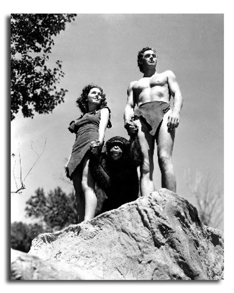 (SS2440698) Cast   Tarzan the Ape Man Movie Photo
