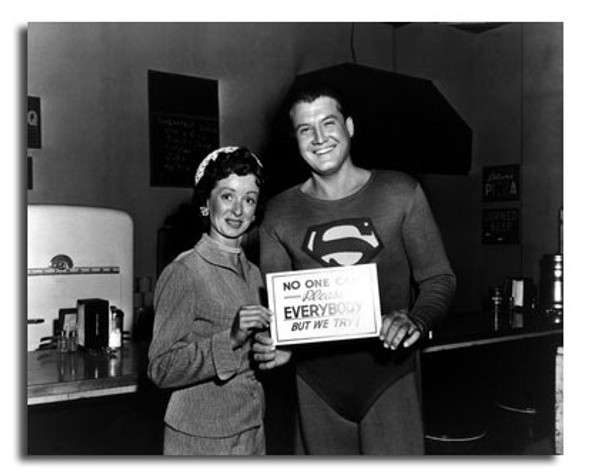 (SS2440880) Cast   Adventures of Superman Television Photo