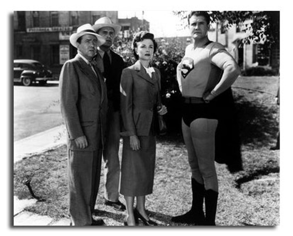 (SS2440893) Cast   Adventures of Superman Television Photo