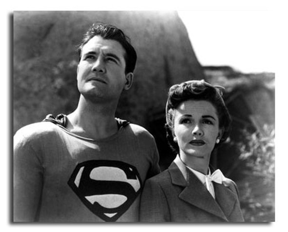 (SS2440945) Cast   Adventures of Superman Television Photo