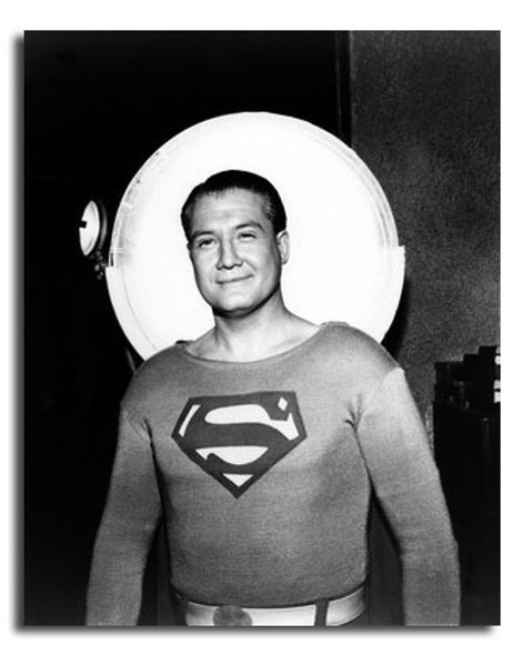 (SS2441101) George Reeves Movie Photo