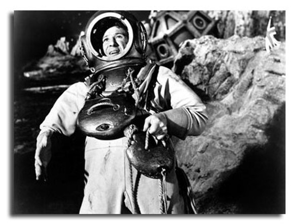 (SS2450097) Edward Judd  First Men in the Moon Movie Photo