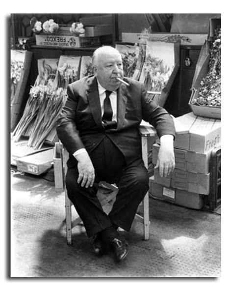 (SS2451059) Alfred Hitchcock Movie Photo