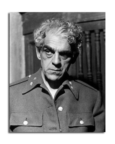 Boris Karloff Movie Photo (SS2454166)