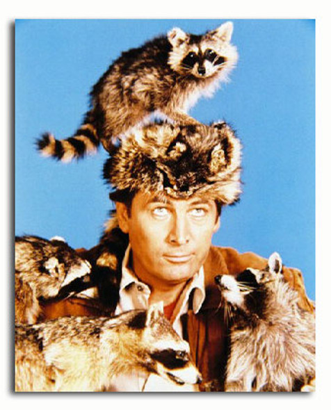 (SS2730377) Fess Parker  Davy Crockett, King of the Wild Frontier Movie Photo