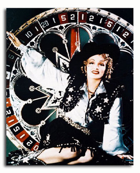 (SS2732769) Marlene Dietrich  Destry Rides Again Movie Photo