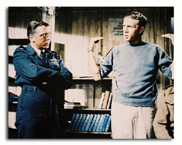 (SS2733484) Steve McQueen  The Great Escape Movie Photo