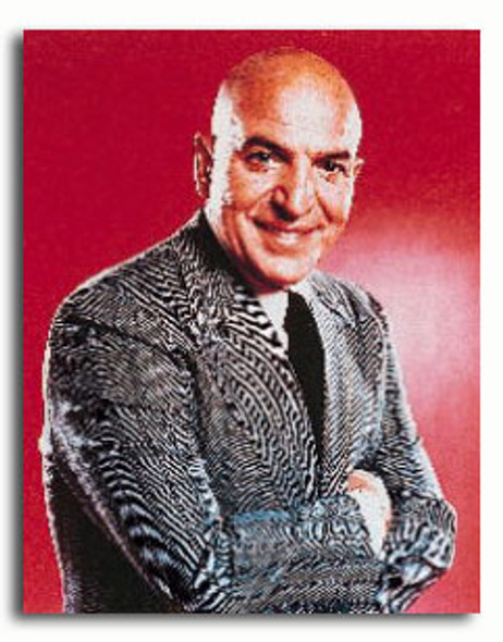 (SS2733952) Telly Savalas  Kojak Movie Photo