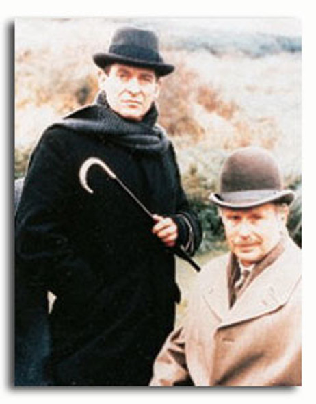 (SS2739048) Jeremy Brett  The Adventures of Sherlock Holmes Movie Photo