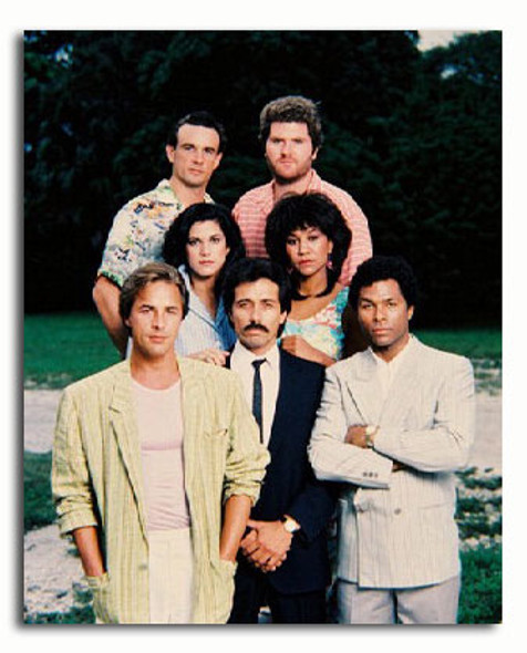 (SS2740946) Cast   Miami Vice Television Photo