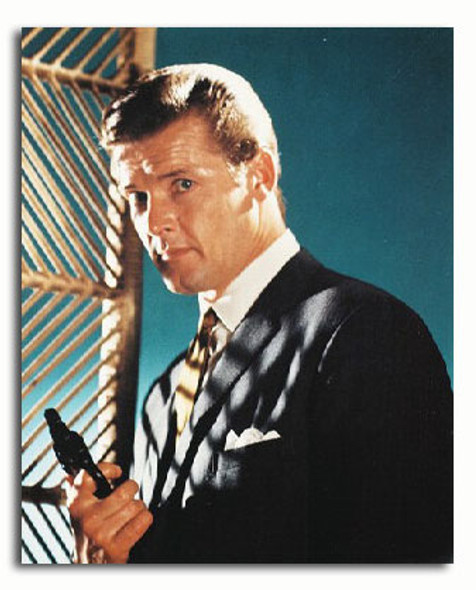 (SS2741050) Roger Moore  The Saint Movie Photo