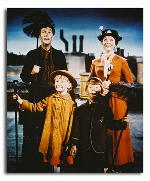 (SS2743169) Julie Andrews  Mary Poppins Movie Photo