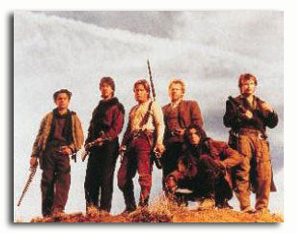 (SS2748902) Cast   Young Guns II Movie Photo