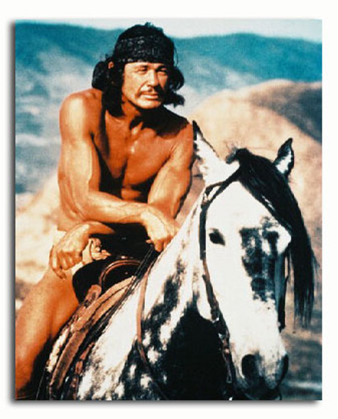 (SS2754232) Charles Bronson  Chato's Land Movie Photo
