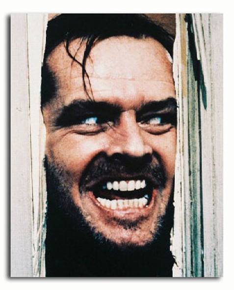 (SS2766413) Jack Nicholson  The Shining Movie Photo