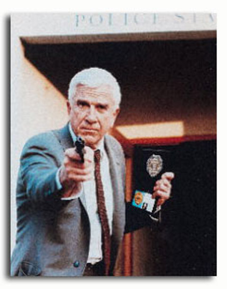 (SS2770079) Leslie Nielsen  The Naked Gun: From the Files of Police Squad! Movie Photo