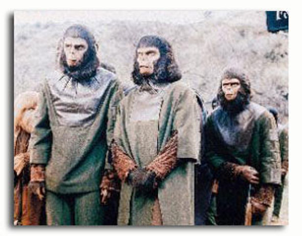 (SS2770183) Cast   Planet of the Apes Television Photo