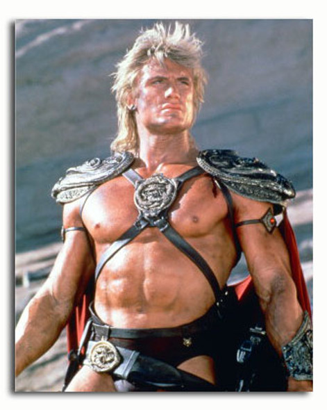 (SS2780726) Dolph Lundgren  Masters of the Universe Movie Photo
