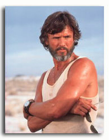 (SS2783365) Kris Kristofferson  Convoy Music Photo