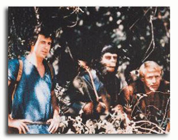 (SS2783911) Cast   Planet of the Apes Television Photo