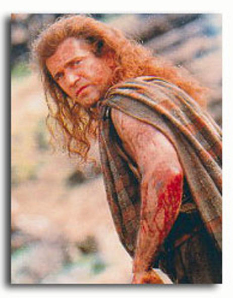 (SS2787772) Mel Gibson  Braveheart Movie Photo