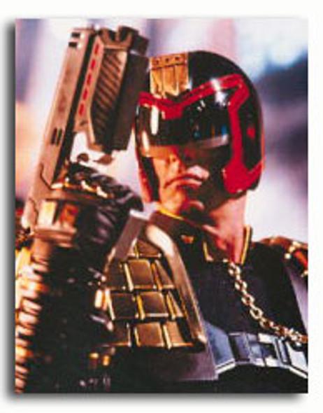 (SS2807064) Sylvester Stallone  Judge Dredd Movie Photo