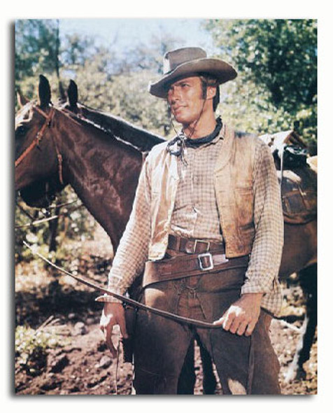 (SS2810106) Clint Eastwood  Rawhide Movie Photo