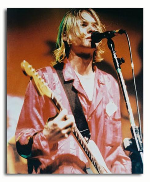 (SS2811042) Kurt Cobain Music Photo