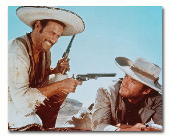 (SS2828657) Clint Eastwood  The Good, The Bad and The Ugly Movie Photo