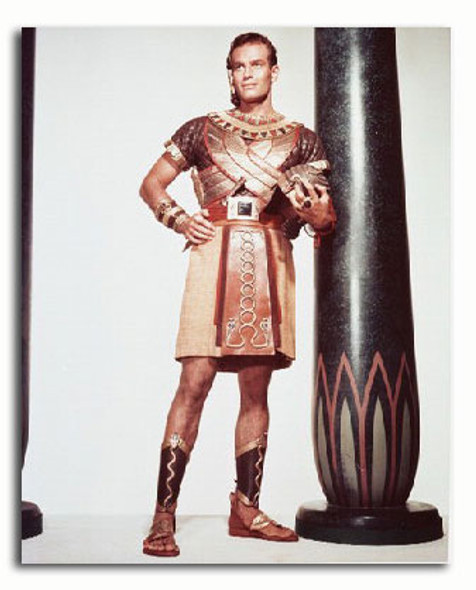 (SS2829177) Charlton Heston  The Ten Commandments Movie Photo