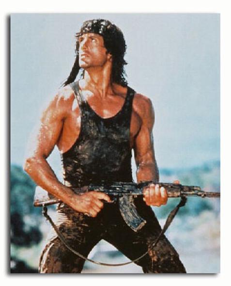 (SS2830477) Sylvester Stallone  Rambo III Movie Photo