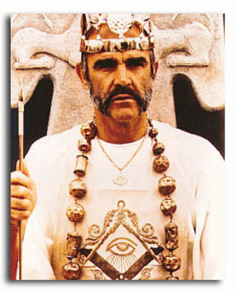 (SS2841618) Sean Connery  The Man Who Would Be King Movie Photo