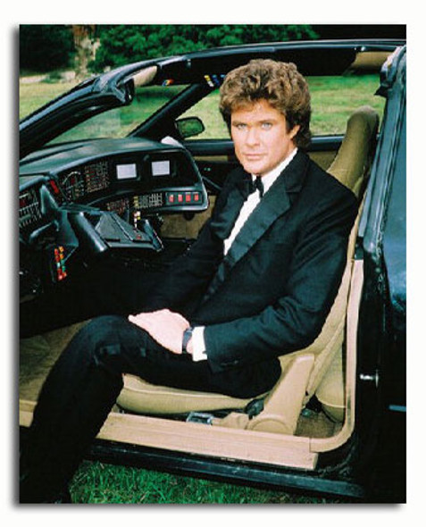 (SS2848586) David Hasselhoff  Knight Rider Movie Photo