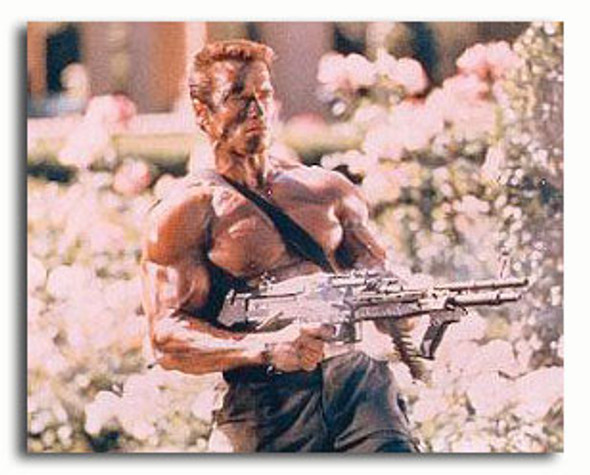 (SS2855879) Arnold Schwarzenegger  Commando Movie Photo