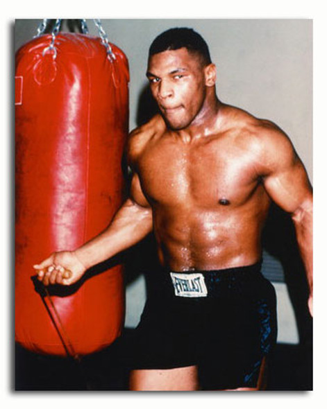 (SS2870140) Mike Tyson Sports Photo